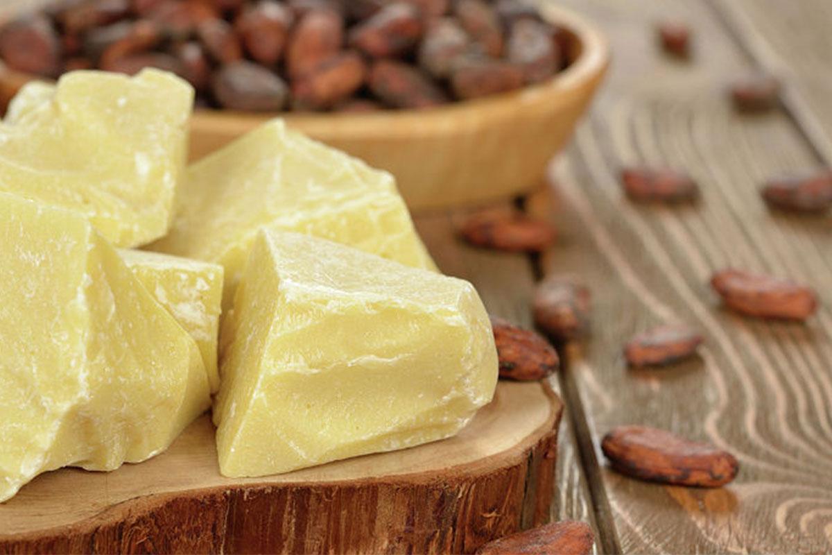 Como a manteiga de cacau é feita